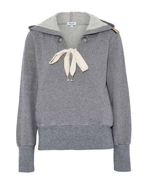 Splendid - Gray Sweatshirt - Lyst