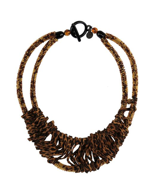 First People First - Natural Necklace - Lyst