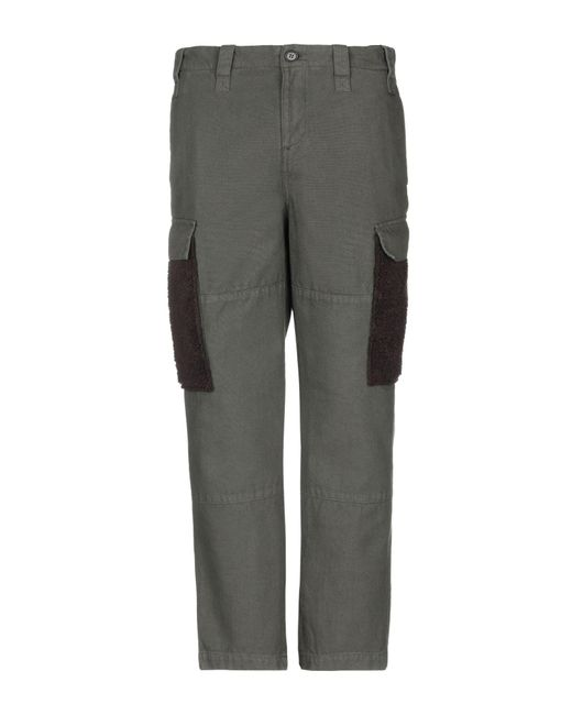 LC23 - Green Casual Pants for Men - Lyst