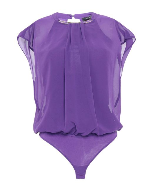 Blusa di Marciano in Purple