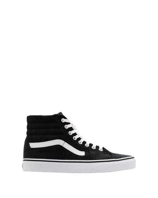 145244f21d Lyst - Vans High-tops   Sneakers in Black - Save 42%