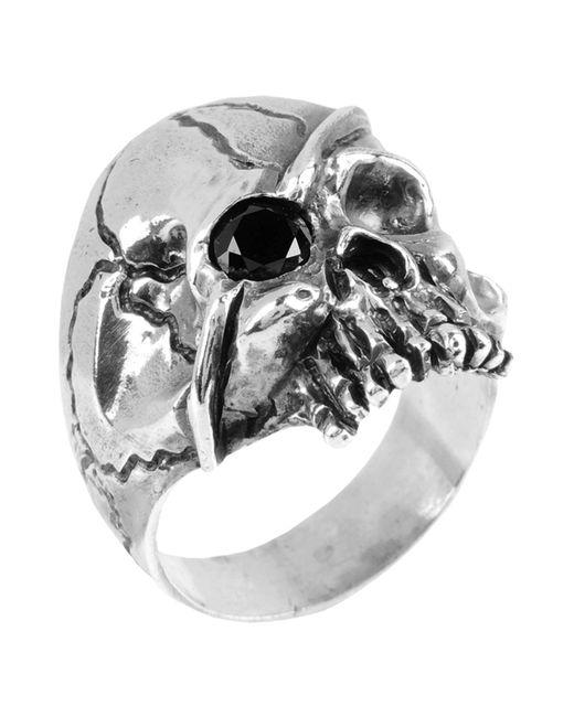 First People First Ring in Metallic für Herren