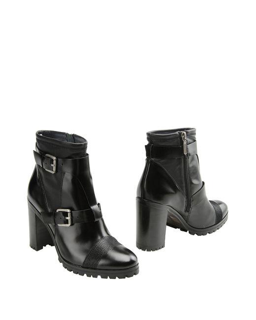 Carlo Pazolini - Black Ankle Boots - Lyst