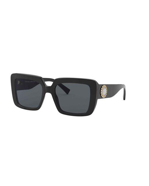 Occhiali da sole di Versace in Black