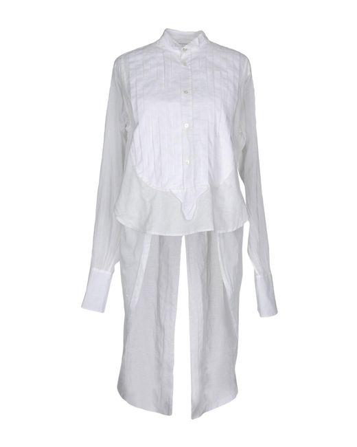 Faith Connexion White Shirt