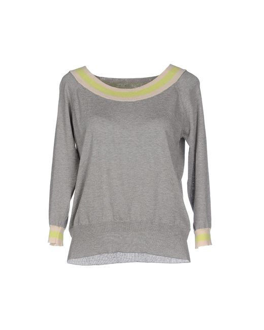 Jucca | Gray Sweater | Lyst