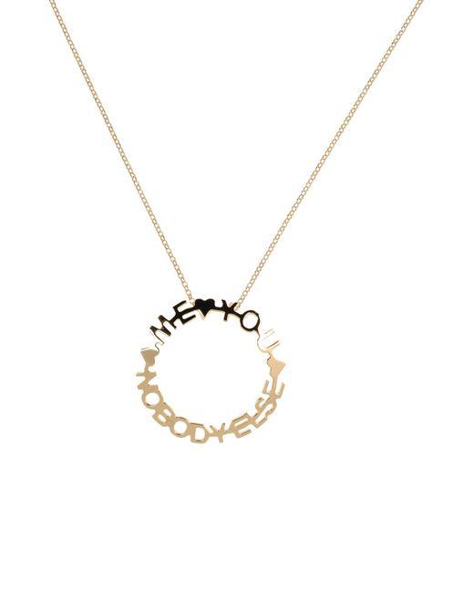 Nadine S - Metallic Necklaces - Lyst