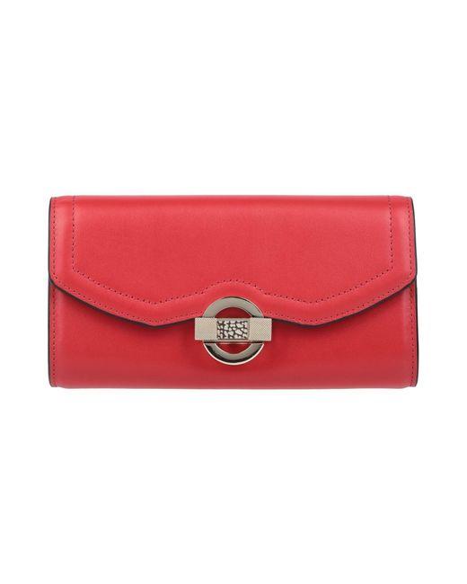Borbonese Red Handtaschen