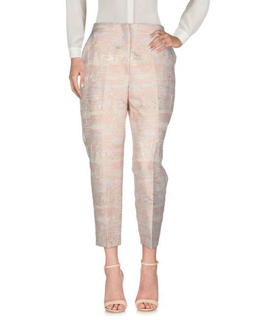 Blugirl Blumarine Pantalon femme de coloris rose