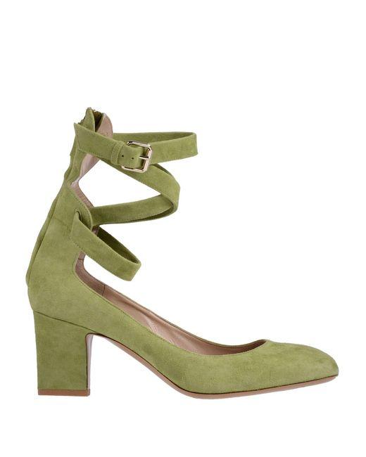 Escarpins Valentino en coloris Green