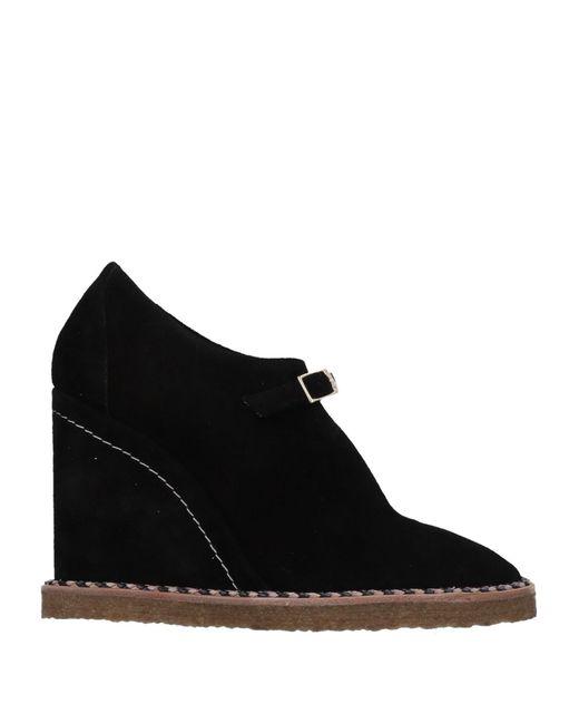 Paloma Barceló - Black Shoe Boots - Lyst