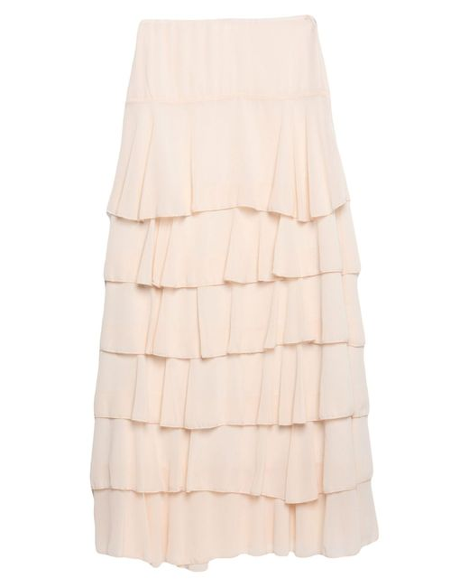 ViCOLO Pink Long Skirt