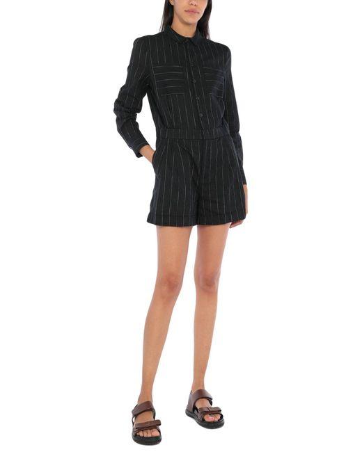 WEILI ZHENG Black Jumpsuit