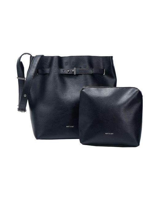 Matt & Nat - Black Cross-body Bags - Lyst