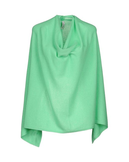 Bruno Manetti - Green Capes & Ponchos - Lyst