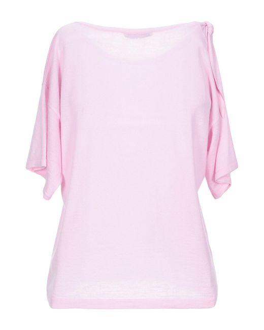 Pullover Autumn Cashmere de color Pink