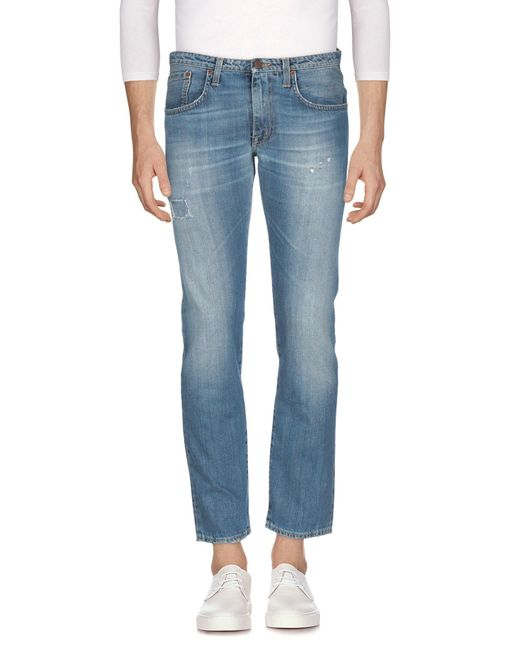 Pantaloni jeans di People in Blue da Uomo