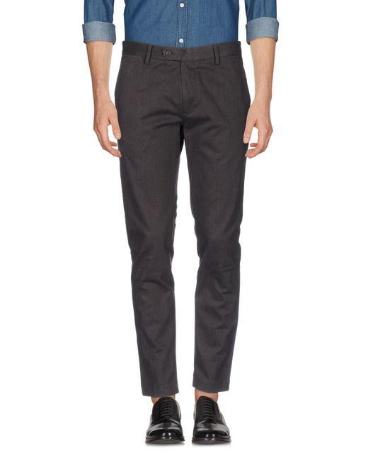 NN07 Gray Casual Trouser for men