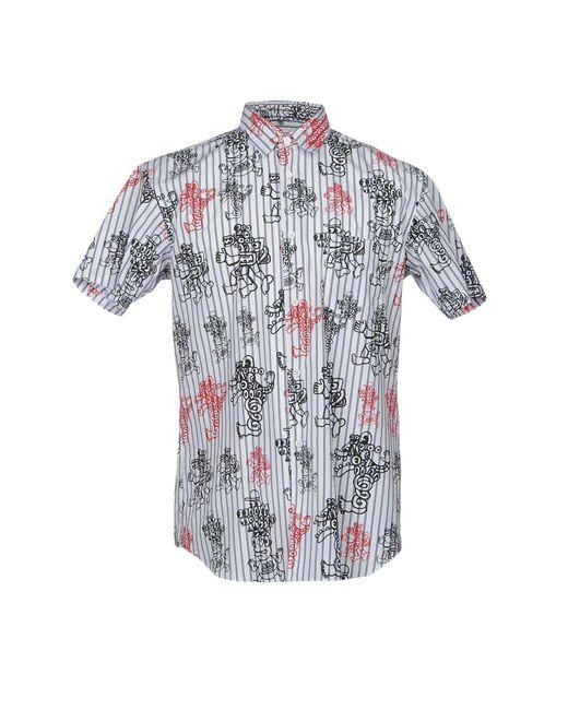 Comme des Garçons - White Shirts for Men - Lyst