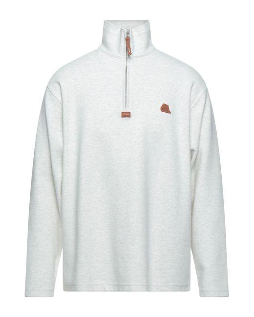 ADER ERROR White Sweatshirt for men