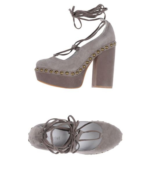 Jeffrey Campbell Gray Court