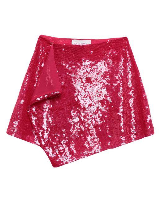 Alberta Ferretti Multicolor Mini Skirt