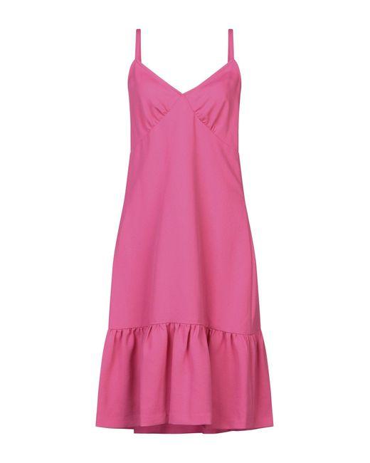 MICHAEL Michael Kors Pink Knee-length Dress