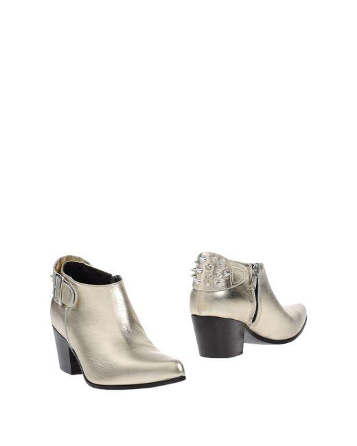 Dondup Multicolor Shoe Boots