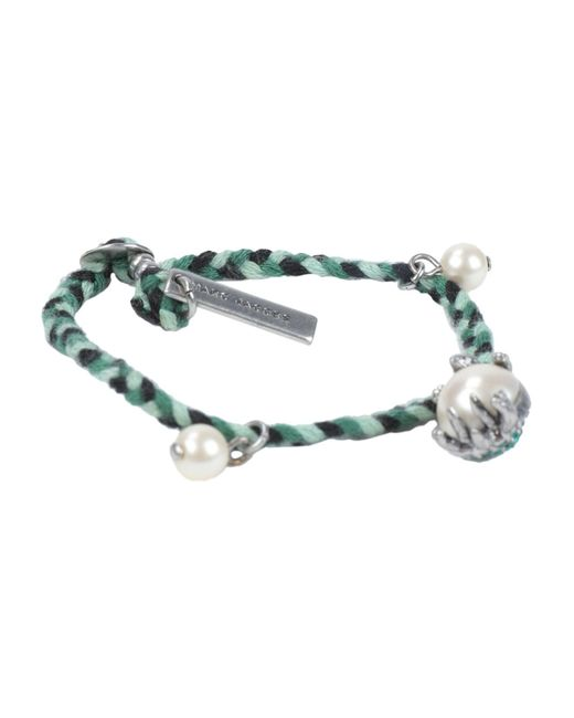 Marc Jacobs Green Bracelet