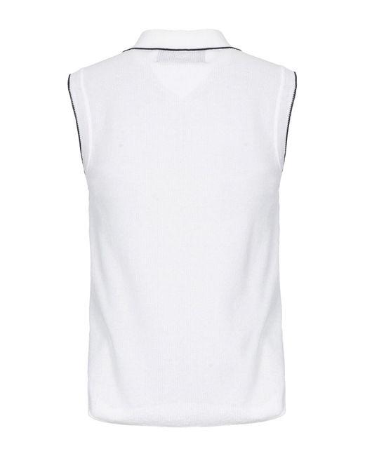 Pullover Les Copains en coloris White
