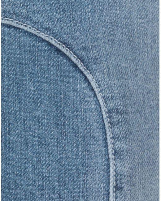 Pantalones vaqueros Unravel Project de color Blue