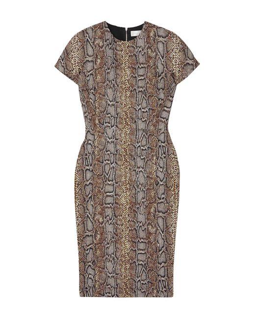 Victoria Beckham Multicolor Knee-length Dress
