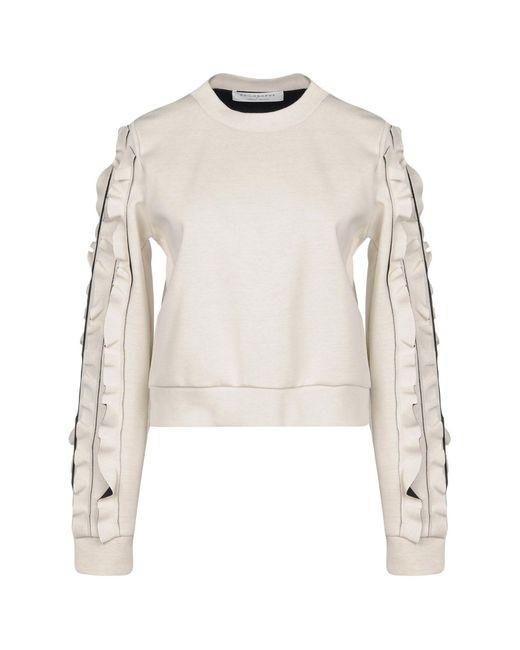 Philosophy Di Lorenzo Serafini - White Sweatshirt - Lyst
