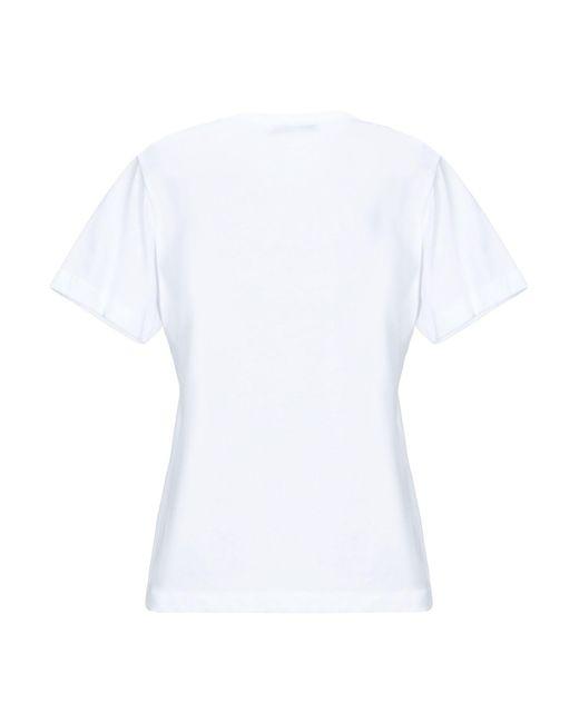 Vivetta T-shirt da donna di colore bianco