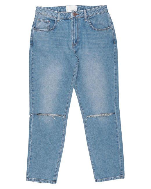 Pantalon en jean One Teaspoon en coloris Blue