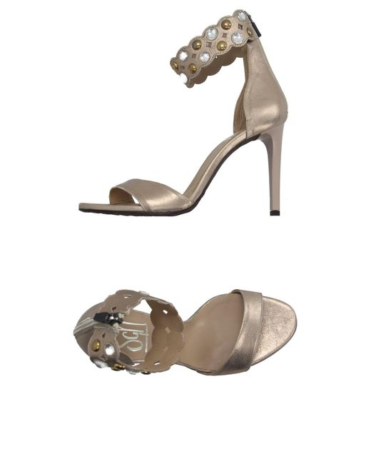 Sgn Giancarlo Paoli - Natural Sandals - Lyst