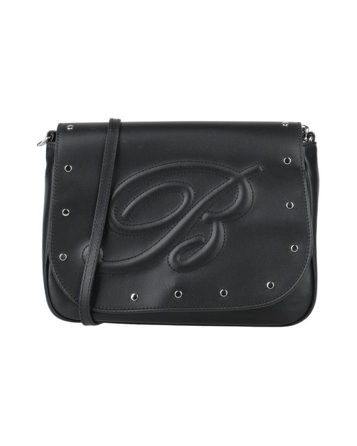 Blumarine Black Cross-body Bag
