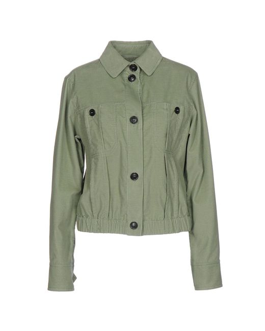 Peuterey Green Jacket