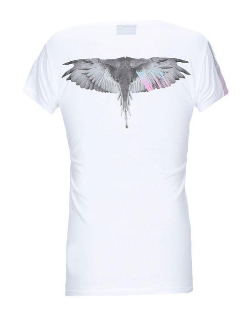 T-shirt Marcelo Burlon en coloris White