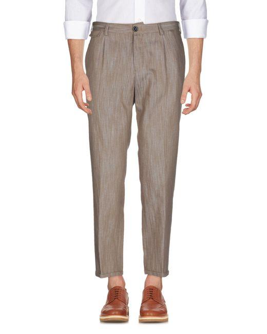 Pantalone di PT Torino in Multicolor da Uomo