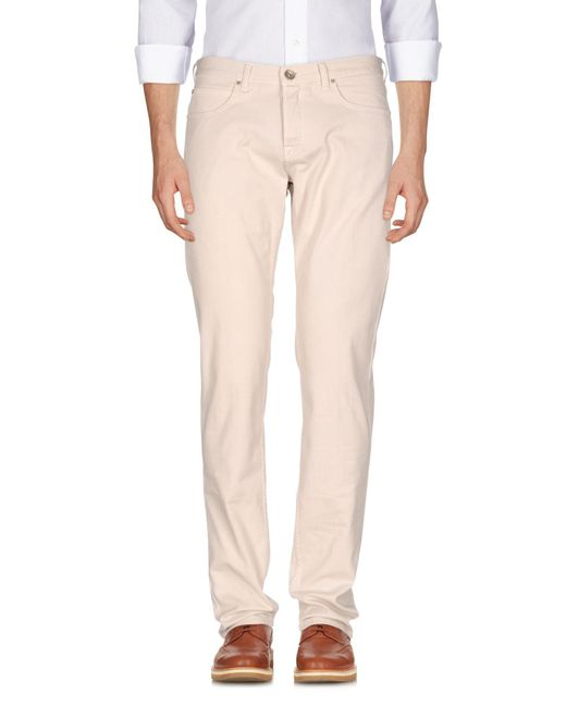 Eleventy - White Casual Trouser for Men - Lyst