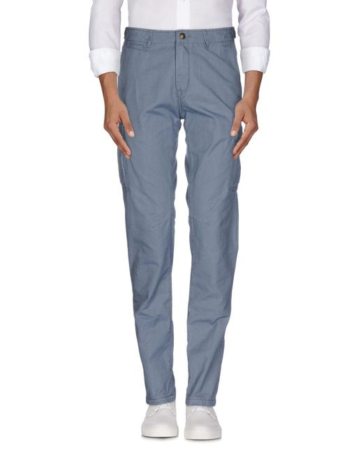 Scotch & Soda - Blue Casual Pants for Men - Lyst