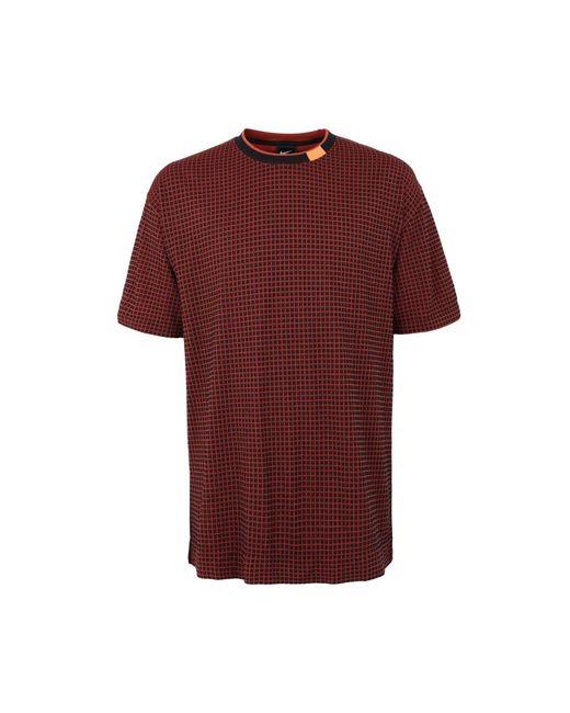 T-shirt Nike pour homme en coloris Orange