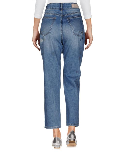 Relish Blue Denim Pants