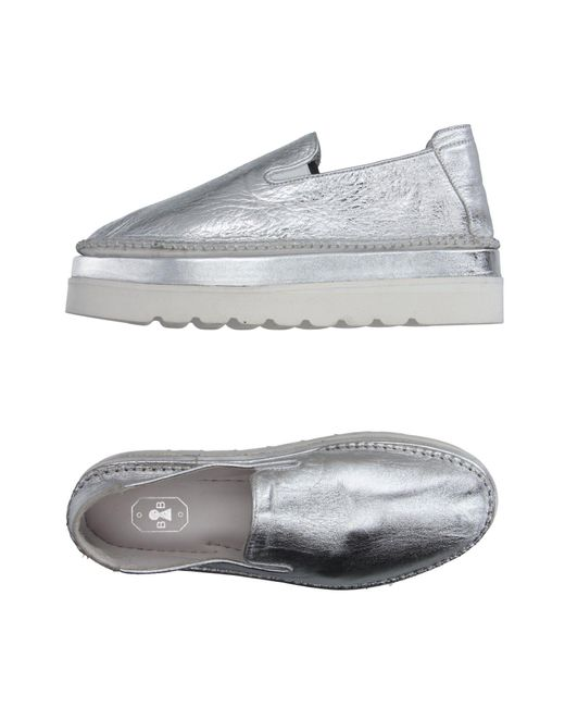Bruno Bordese - Metallic Low-tops & Sneakers - Lyst