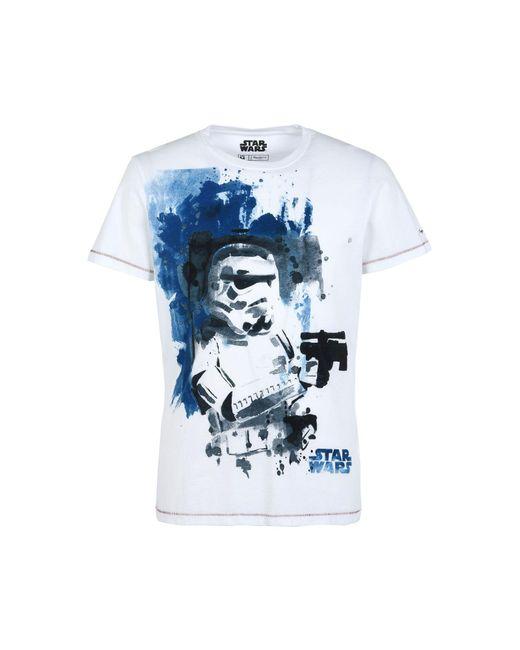 Pepe Jeans | White T-shirt for Men | Lyst