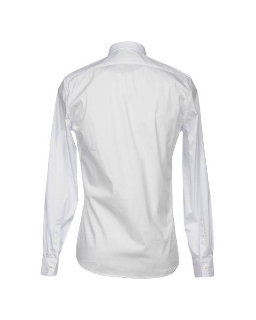 Antony Morato White Shirt for men
