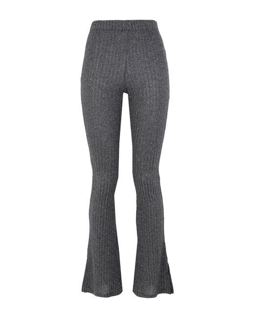 TOPSHOP Black Casual Trouser