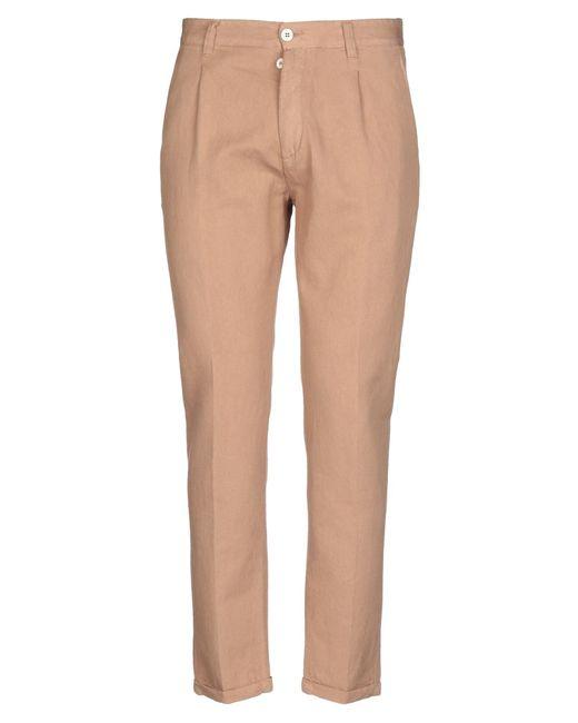 Pantalone di Officina 36 in Natural da Uomo