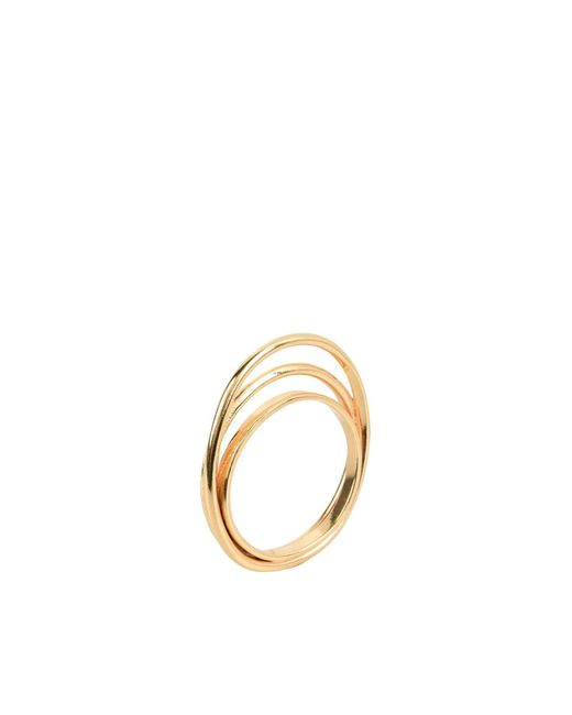FEDERICA TOSI - Metallic Rings - Lyst